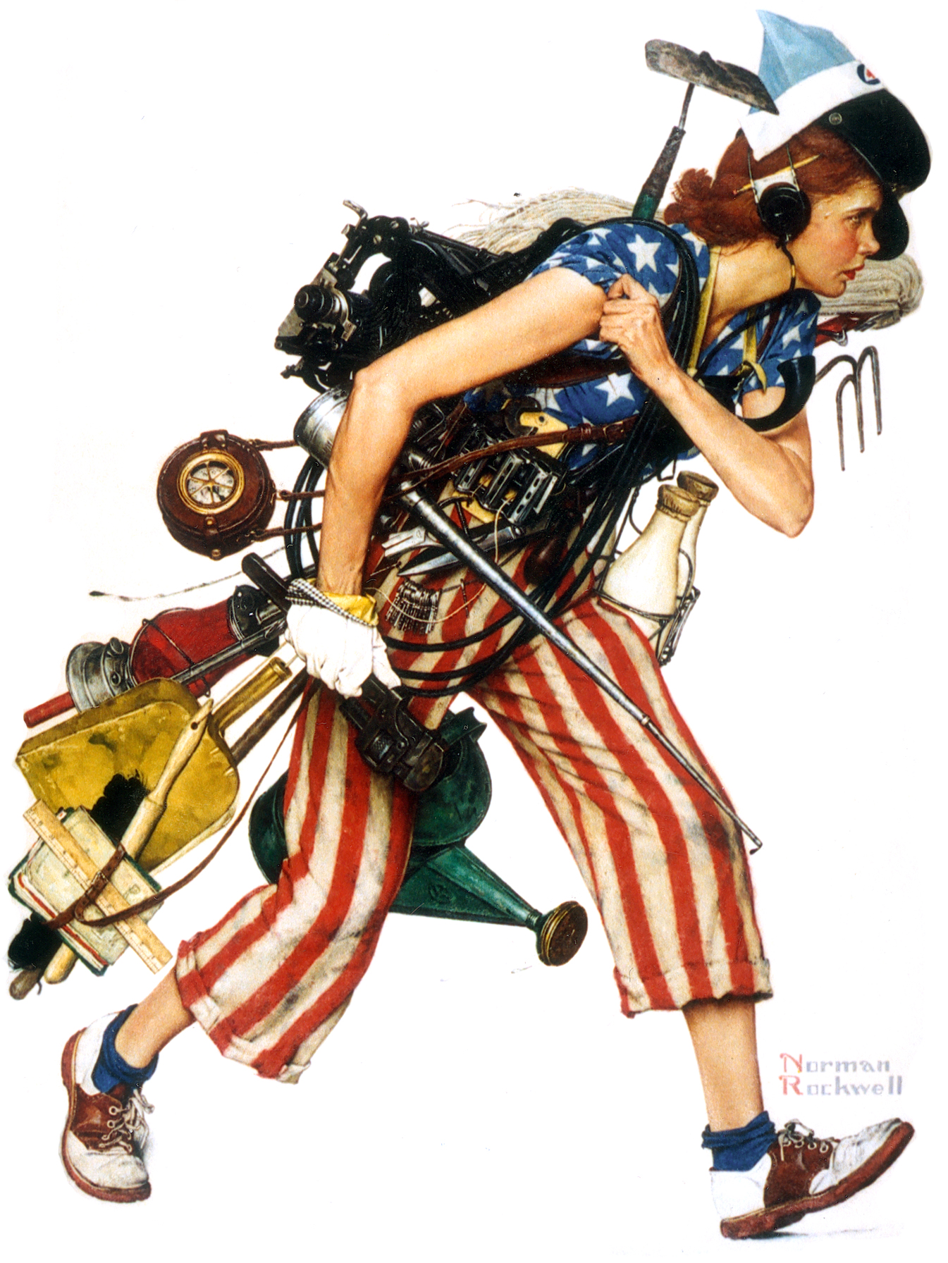 Norman Rockwell Paintings Sale Prices