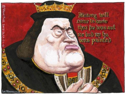 05.02.13: Steve Bell on Gordon Brown's legacy