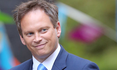 The all-seeing Grant Shapps