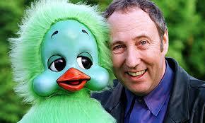 "Orville, the ""daft duck"""