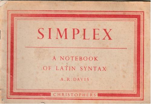 Simplex, cover