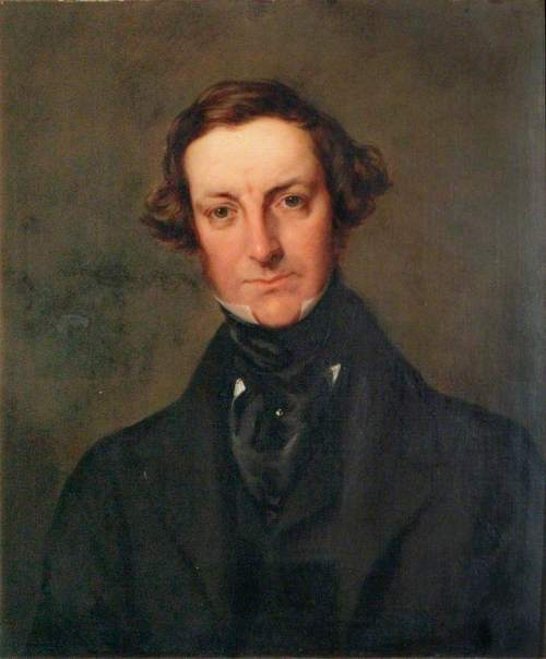 Gordon, John Watson; Sir George Cornewall Lewis (1806-1863), 2nd Bt, Chancellor of the Exchequer, Editor of the 'Edinburgh Review'; Government Art Collection; http://www.artuk.org/artworks/sir-george-cornewall-lewis-18061863-2nd-bt-chancellor-of-the-exchequer-editor-of-the-edinburgh-review-28284